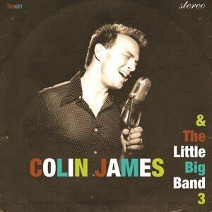 Colin James 歌手頭像