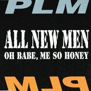 ALL NEW MEN 歌手頭像