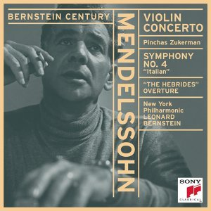 Leonard Bernstein, New York Philharmonic, Pinchas Zukerman 歌手頭像
