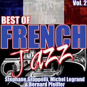 Stephane Grappelli | Michel Legrand | Bernard Pfeiffer 歌手頭像