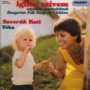 Szvorák Katalin 歌手頭像