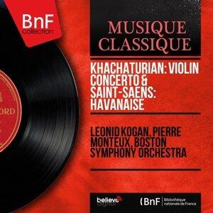 Leonid Kogan, Pierre Monteux, Boston Symphony Orchestra 歌手頭像
