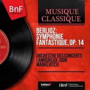 Orchestre des Concerts Lamoureux, Igor Markevitch 歌手頭像