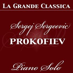 Sergei Prokofiev 歌手頭像