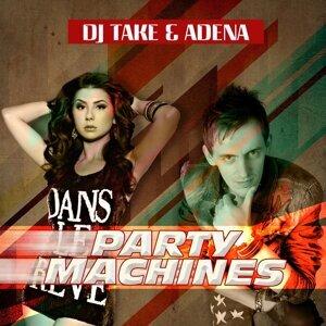 DJ Take, Adena 歌手頭像