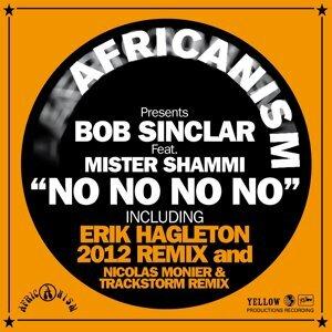 Africanism, Bob Sinclar 歌手頭像