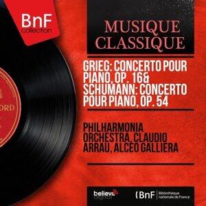 Philharmonia Orchestra, Claudio Arrau, Alceo Galliera 歌手頭像