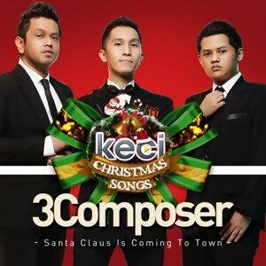 3 Composer 歌手頭像