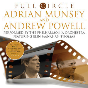 Adrian Munsey, Andrew Powell, The Philharmonia Orchestra 歌手頭像