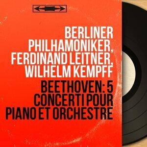 Berliner Philhamoniker, Ferdinand Leitner, Wilhelm Kempff 歌手頭像