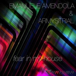Emanuele Amendola, Armystrial 歌手頭像