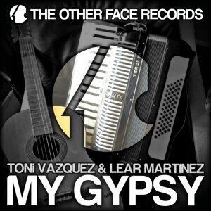 Toni Vazquez, Lear Martinez 歌手頭像