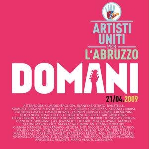 Artisti Uniti per l'Abruzzo 歌手頭像