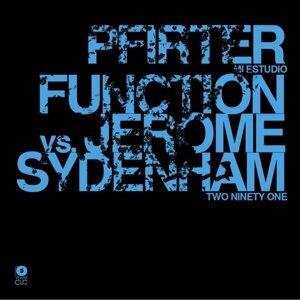 Pfirter, Function vs. Jerome Sydenham 歌手頭像