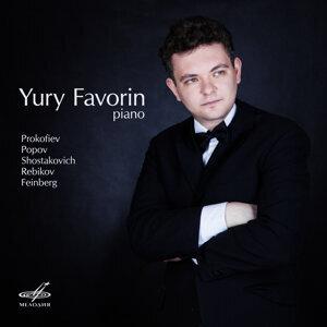Yury Favorin 歌手頭像
