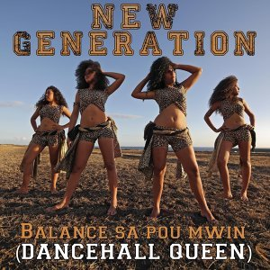 New Generation 歌手頭像