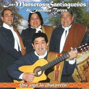 Los Manseros Santiagueños de Leocadio Torres 歌手頭像