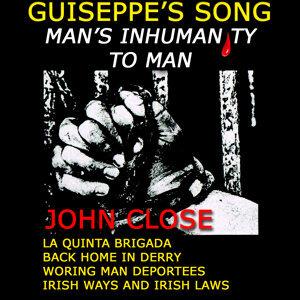John Close 歌手頭像