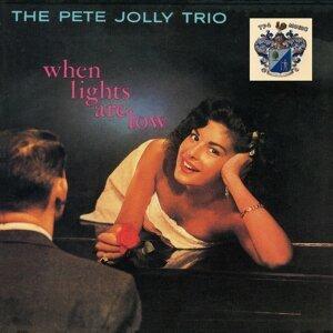 The Pete Jolly Trio 歌手頭像