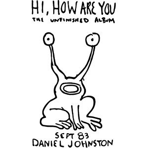 Daniel Johnston 歌手頭像