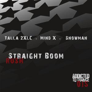 Talla 2XLC, Mind-X, Snowman 歌手頭像