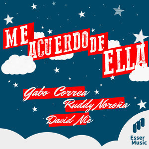 Ruddi Noroña, Gabo Correa, David Niè 歌手頭像