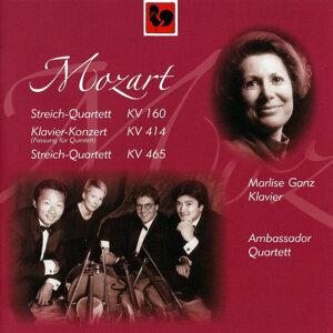 Marlise Ganz & Ambassador Quartett 歌手頭像