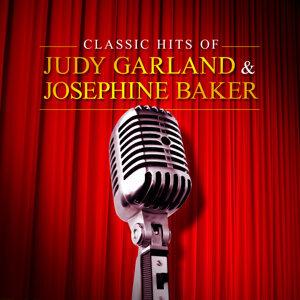 Josephine Baker & Judy Garland 歌手頭像