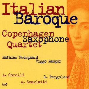 Copenhagen Saxophone Quartet 歌手頭像
