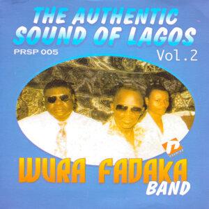 Wura Fadaka Band 歌手頭像