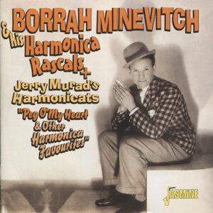 Borrah Minevitch & His Harmonica Rascals 歌手頭像