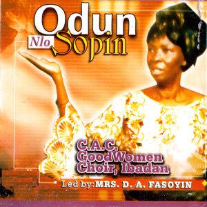 Mrs. D. A. Fasoyin 歌手頭像