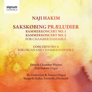 Naji Hakim and The Danish Chamber Players 歌手頭像
