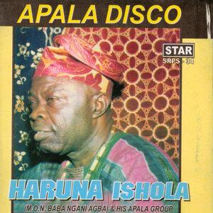 Haruna Ishola [M.O.N. Baba Ngani Agba] | His Apala Group 歌手頭像