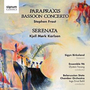 Sigyn Birkeland, Ensemble 96, Belarusian State Chamber Orchestra, Ingo Ernst Reihl 歌手頭像