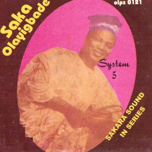 Saka Olayigbade 歌手頭像