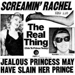 Screamin' Rachael 歌手頭像