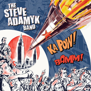 The Steve Adamyk Band 歌手頭像