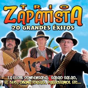 Trio Zapatista 歌手頭像