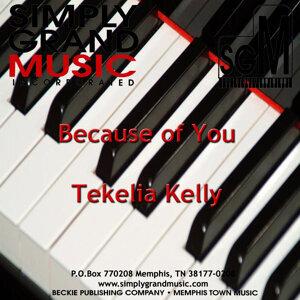 Tekelia Kelly 歌手頭像