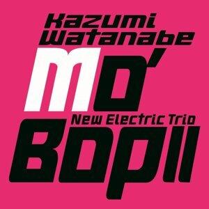 Kazumi Watanabe New Electric Trio 歌手頭像