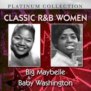 Big Maybelle, Baby Washington 歌手頭像