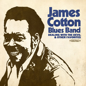 James Cotton Blues Band 歌手頭像