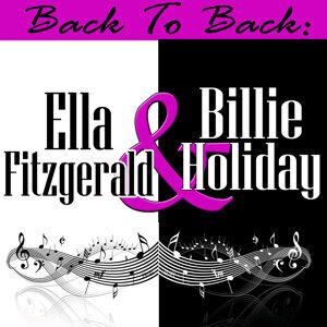 Ella Fitzgerald | Billie Holiday 歌手頭像