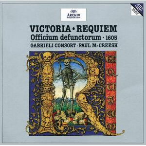 Gabrieli Consort, Paul McCreesh 歌手頭像