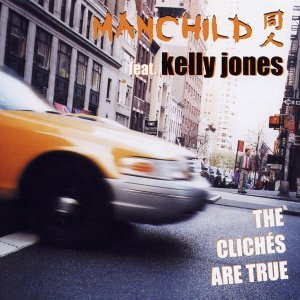 Manchild, Kelly Jones 歌手頭像