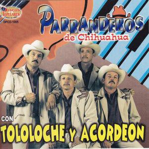 Parranderos de Chihuahua 歌手頭像