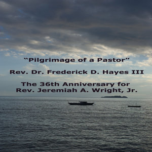 Rev. Dr. Frederick D. Hayes III 歌手頭像