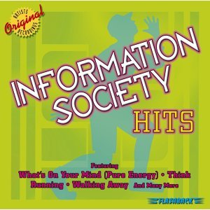 Information Society Artist photo