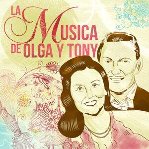 Olga Chorens y Tony Alvarez 歌手頭像